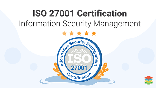 ISO 27001 Certification, Information Security Management