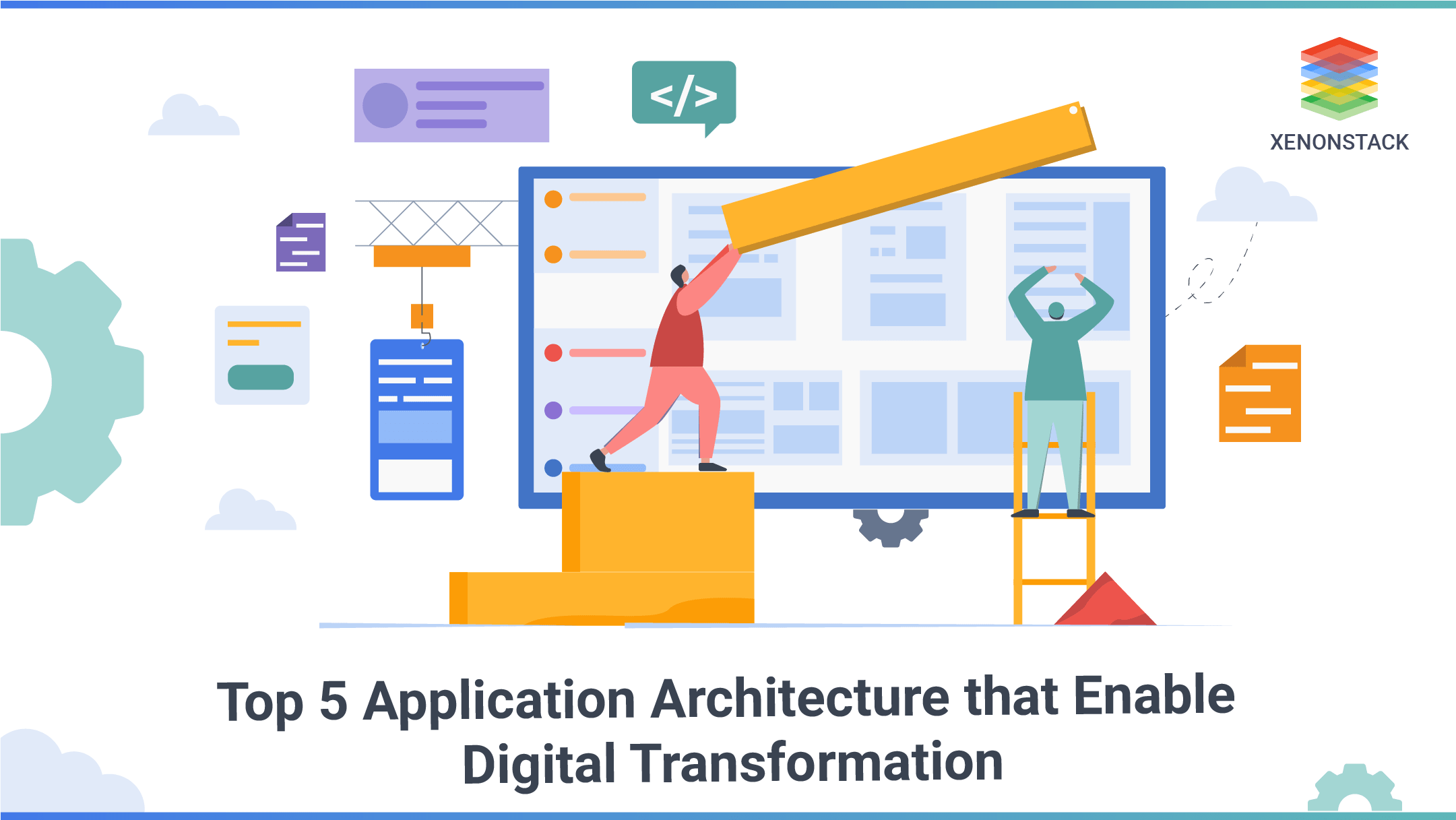 Top five Application Architecture That Enable Digital Transformation