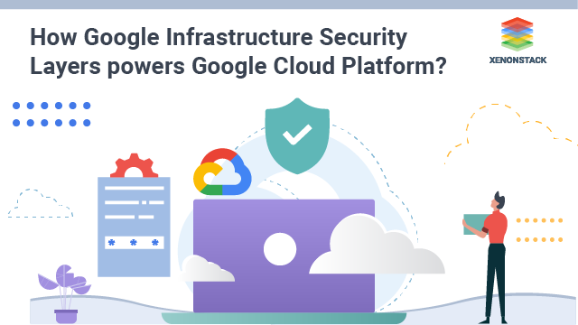 How Google Infrastructure Security Layers power GCP and Other Services?