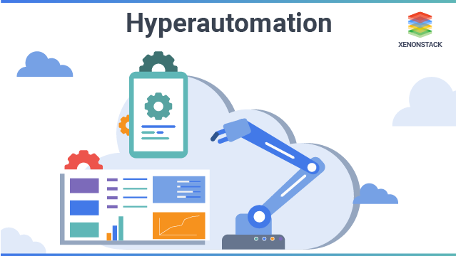 Hyperautomation - A strategic technology solution for your Business