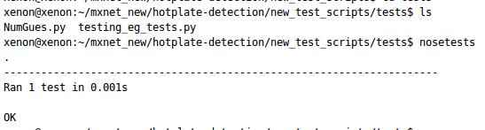 NumGues Object Changes