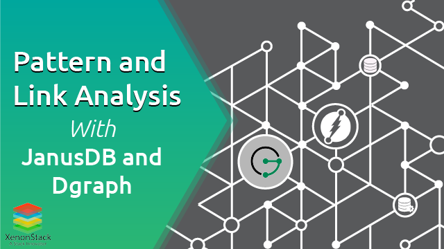 Visual Link Analysis and Pattern Analytics with Graph Databases