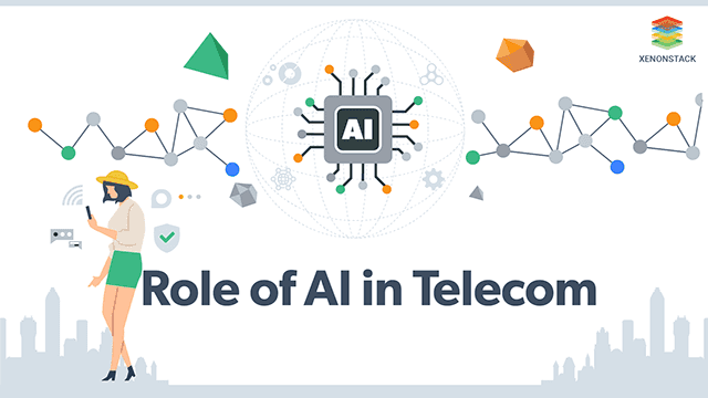 Role and Applications of AI in Telecom