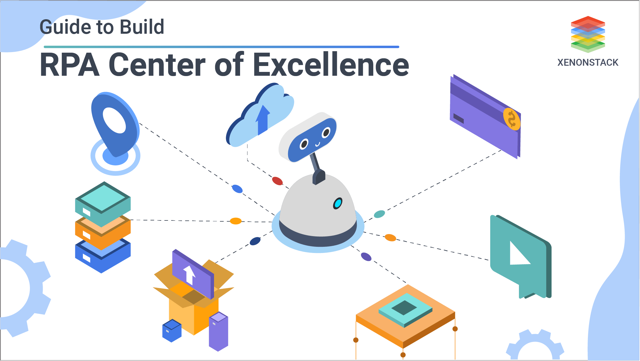 Guide to build RPA Center of Excellence