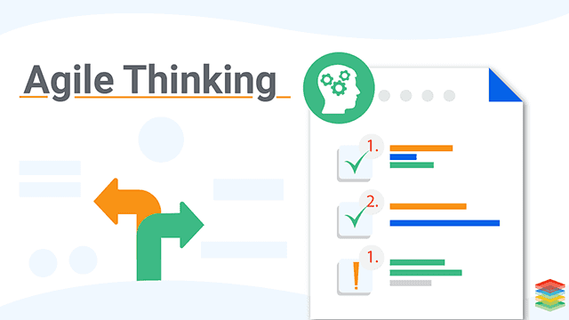 Agile Thinking - Stop Starting Start Finishing