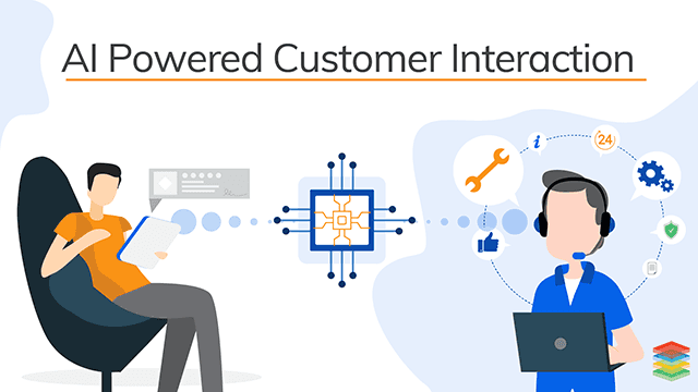 Artificial Intelligence powered Customer Experience and Interaction