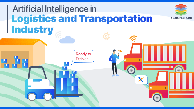 Enabling Artificial Intelligence in Logistics Management