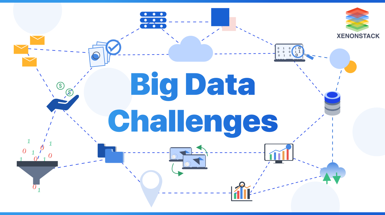 Top 6 Big Data Challenges and Solutions to Overcome