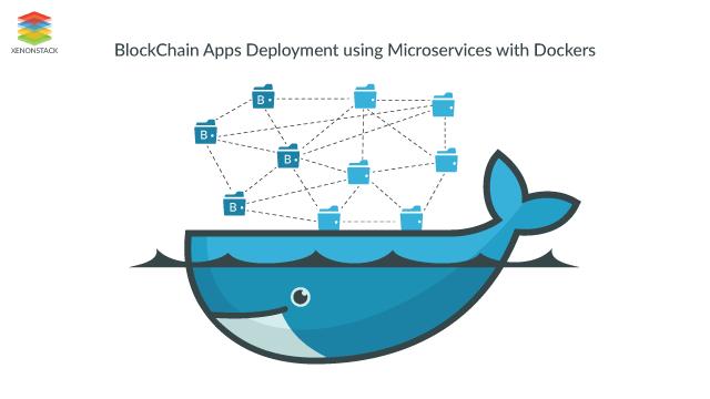 Serverless and Microservices for BlockChain App Development