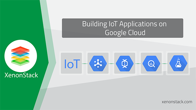 Enabling Scalable and Secure IoT Platform on Google Cloud