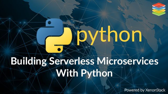 Serverless Microservices with Python on Kubernetes