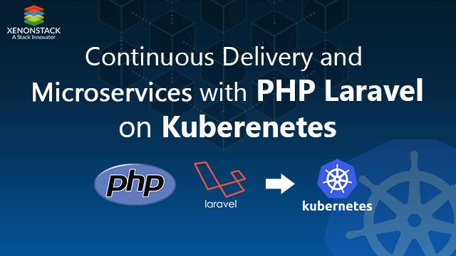 Laravel Docker Application Development with Jenkins and Kubernetes