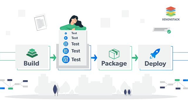 Continuous Integration Stages - XenonStack