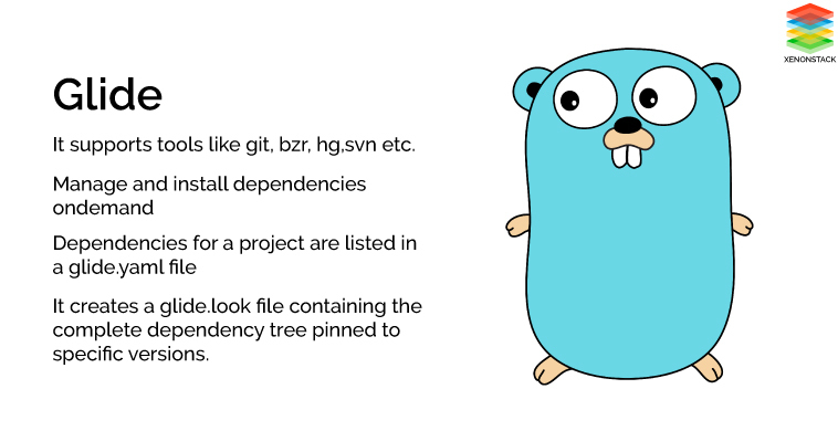 Glide in GoLang