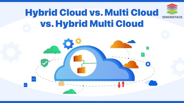 Multi vs Hybrid vs Hybrid Multi-Cloud| Understanding the Difference