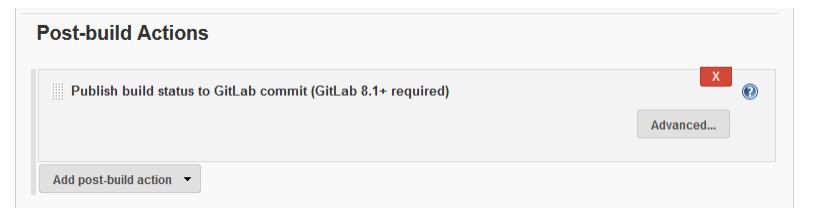 Jenkins CI-CD Step 4 - Post build Actions configure