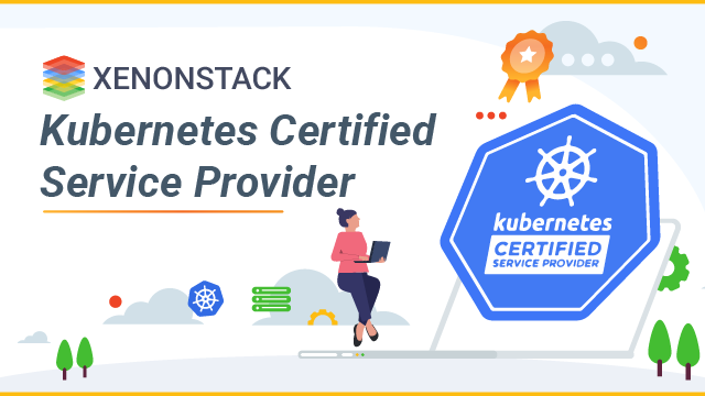XenonStack Kubernetes Certified Services Image