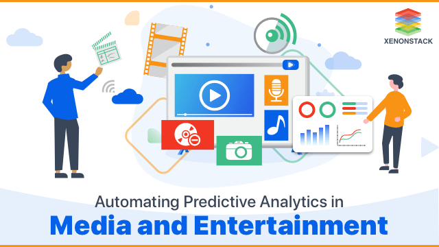 Automating AI Predictive Model for Media and Entertainment Industry