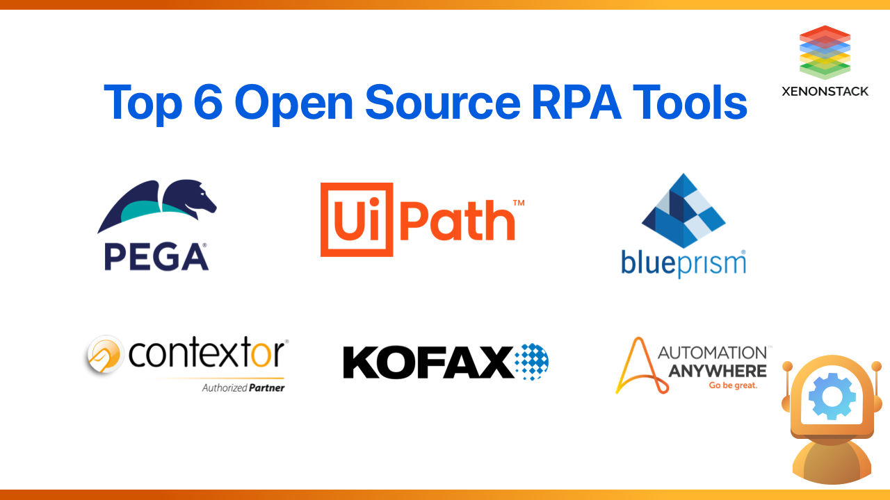 Best Open Source RPA Tools | Benefits and Applications
