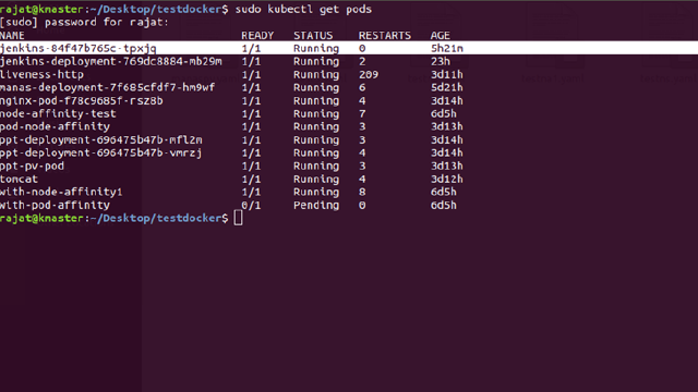 configure Jenkins with Kubernetes
