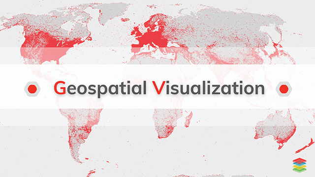 Geospatial Visualization Tools and Techniques